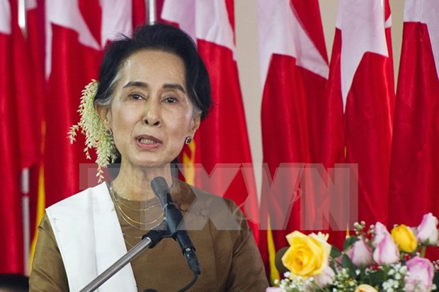 Myanmar boosts establishment of new government hinh anh 1