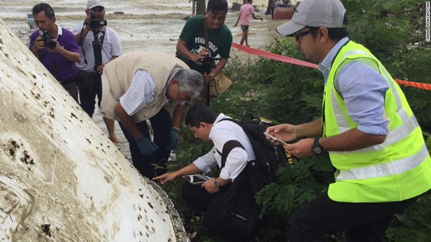 Malaysia confirms debris found off Thailand not from MH370 hinh anh 1