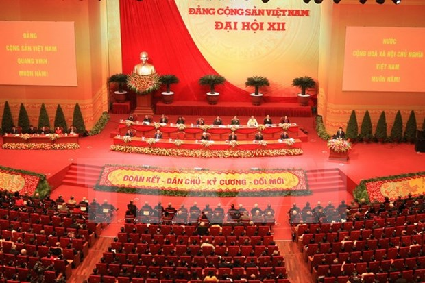 Overseas Vietnamese pin hopes on new Party leaders hinh anh 1
