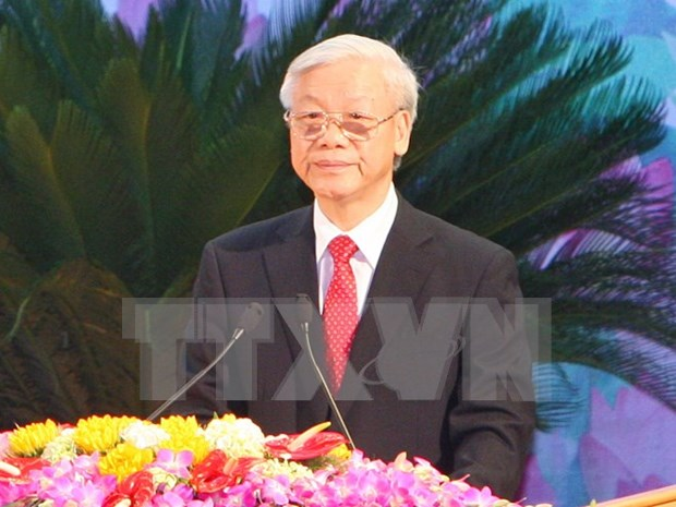 11th Party Central Committee's report on Congress documents hinh anh 1
