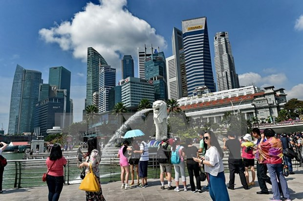 Singapore: employment growth slowest in 12 years hinh anh 1