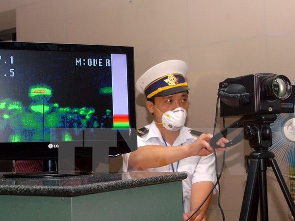 Vietnam steps up precautions after Thai second MERS case confirmed hinh anh 1