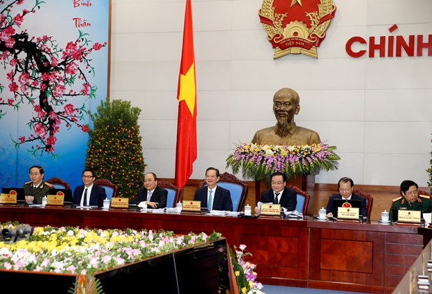 PM urges preparations for happy Lunar New Year hinh anh 1
