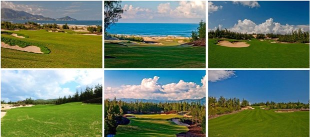 FLC Quy Nhon golf course opens for play hinh anh 1