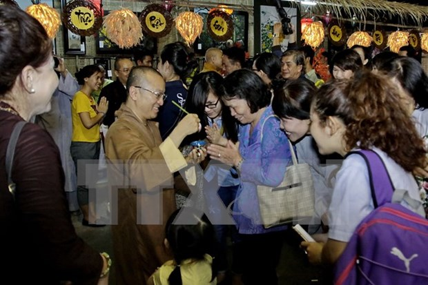 Festival highlights national culture, Buddhism hinh anh 1