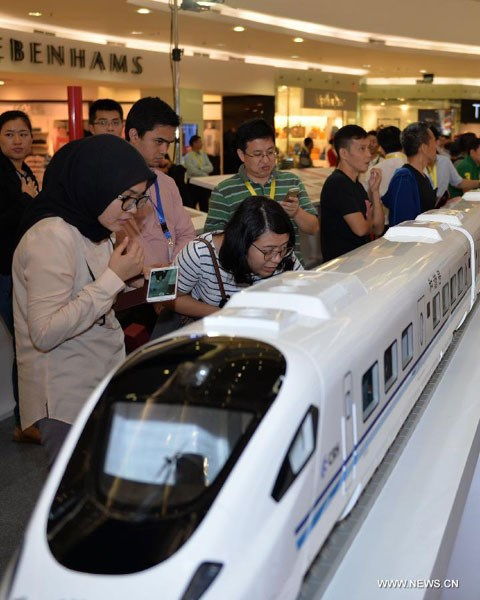China's high-speed railway project in Indonesia suspended hinh anh 1