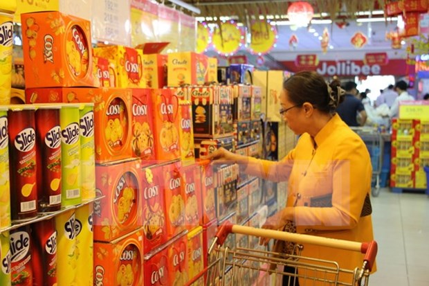 January retail sales enjoy biggest increase in five years hinh anh 1