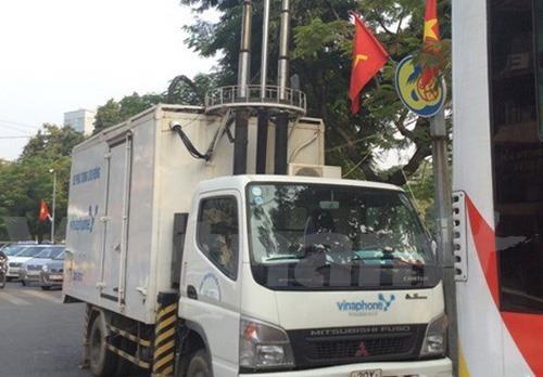 Vinaphone installs 11,000 3G base stations before Tet hinh anh 1