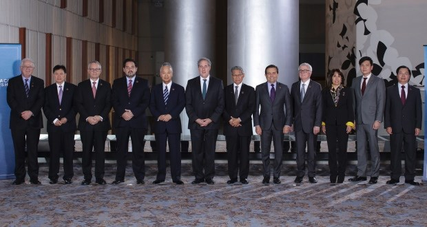 TPP signing-an important milestone: trade ministers hinh anh 1
