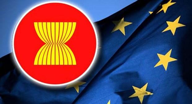ASEAN, EU vow to enhance cooperation hinh anh 1
