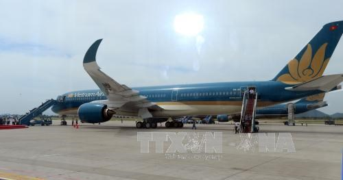 Incident occurs on Vietnam Airlines' A350 aircraft hinh anh 1