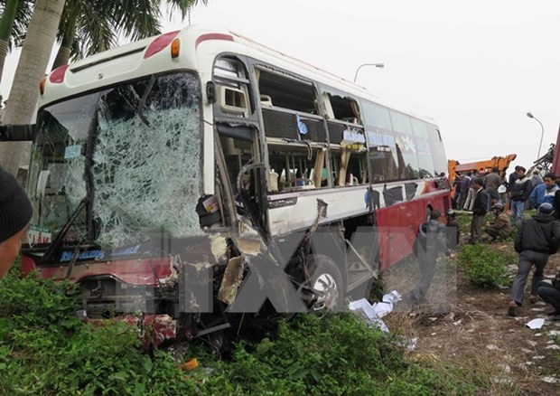 Traffic accidents kill 22 on Tet holiday's first day hinh anh 1
