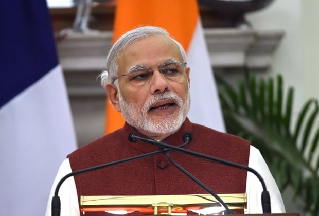 Indian PM congratulates Vietnam on Lunar New Year hinh anh 1