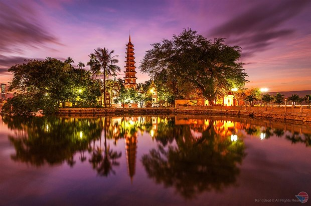 Famous pagodas in capital city hinh anh 1
