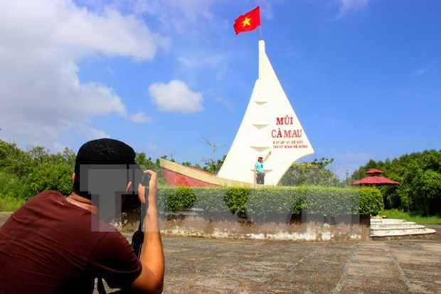 Dat Mui tourism site welcomes nearly 7,000 visitors during Tet hinh anh 1