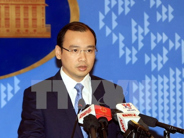 Vietnam concerned about DPRK's ballistic missile tech-used launch hinh anh 1