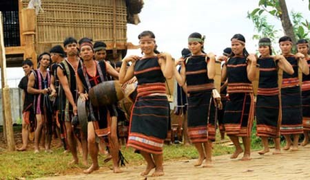 Spring festivals of ethnic minority groups hinh anh 2