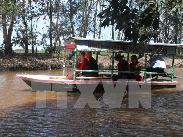 Tram Chim National Park deserves Ramsar title hinh anh 1