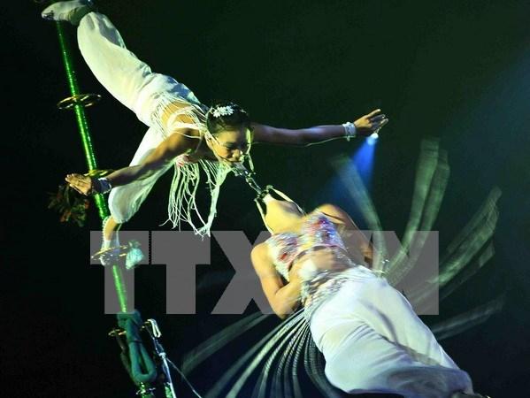 National circus' finances a balancing act hinh anh 1