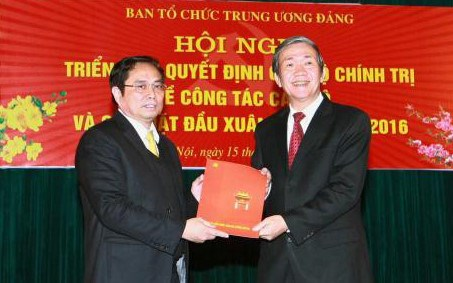 Politburo continues assigning tasks to members hinh anh 1