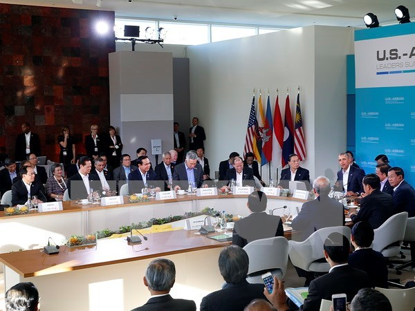 Special ASEAN-US Summit opens hinh anh 1