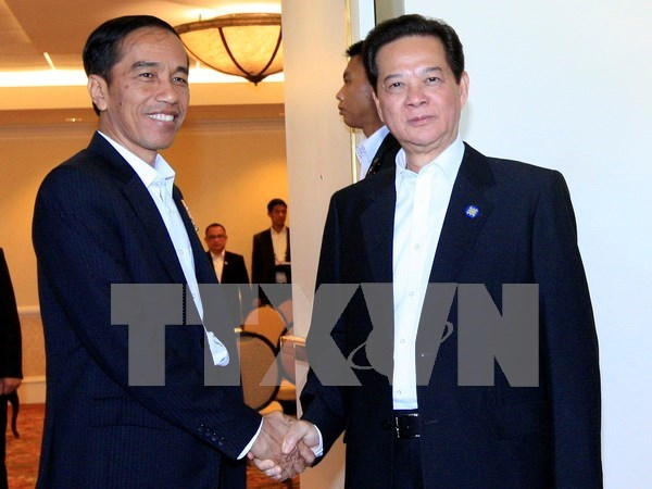 PM meets Indonesian President at ASEAN-US Summit hinh anh 1