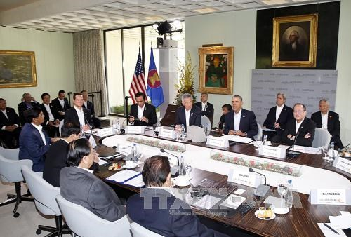 Vietnam makes constructive contributions to ASEAN-US relations hinh anh 1