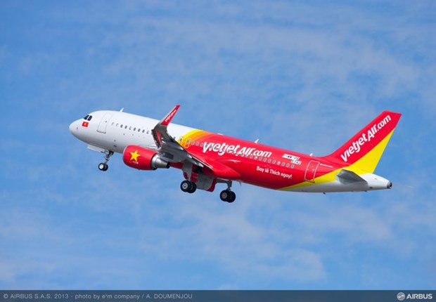 Vietjet, Airbus to establish training centre in Vietnam hinh anh 1