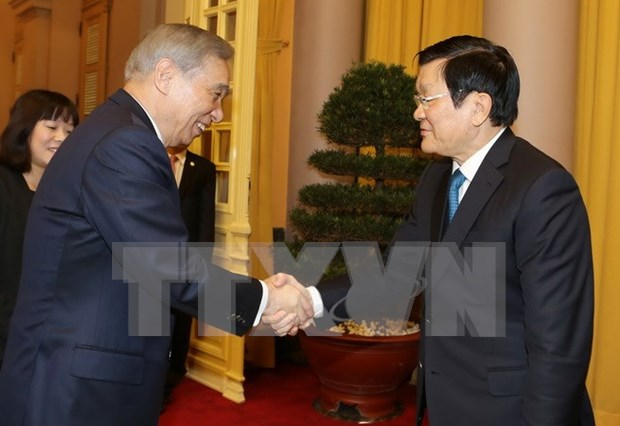Vietnam seeks Japanese prefecture's aid in support industry hinh anh 1