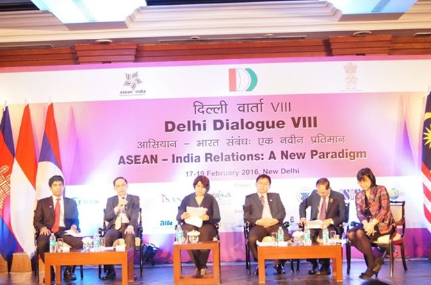 Vietnam urges stronger ASEAN-India connectivity hinh anh 1