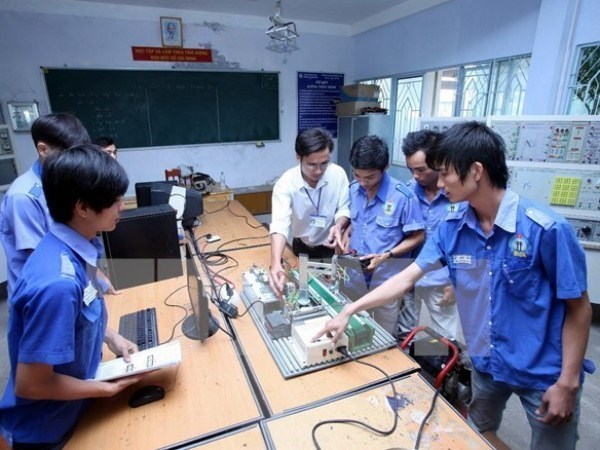 Project to orient occupational education to green growth demand hinh anh 1