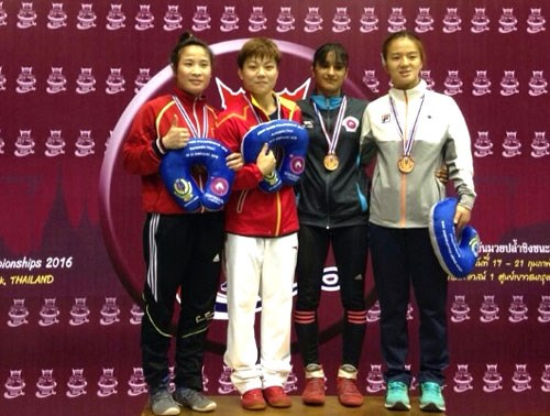 Lua bags Asian wrestling silver hinh anh 1