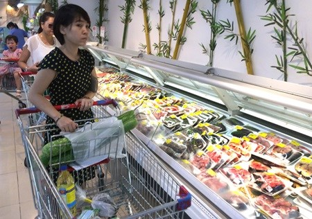 Consumer Price Index up in Hanoi, HCM City hinh anh 1