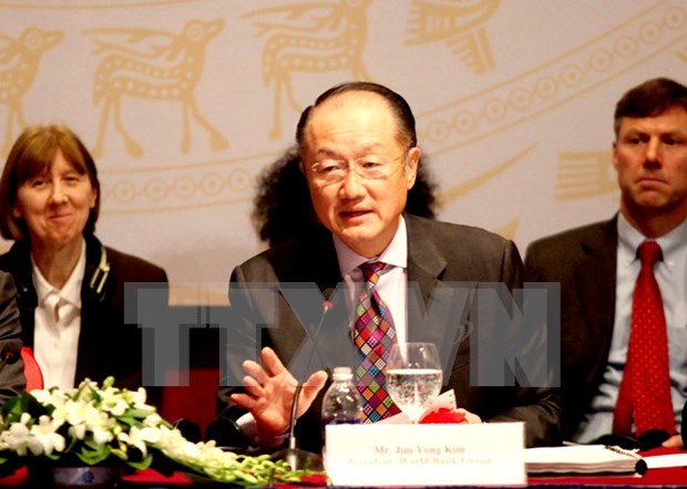 Vietnam - one of great development success stories: WB Group President hinh anh 1