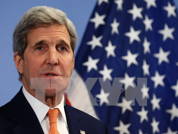 Senior US officials oppose to China's militarisation in East Sea hinh anh 1