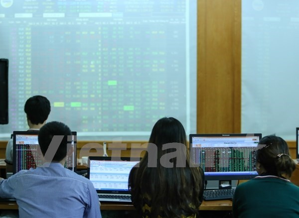 VN Index up for fifth consecutive day hinh anh 1