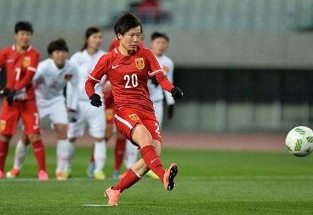Vietnam lose first Olympic qualifier hinh anh 1