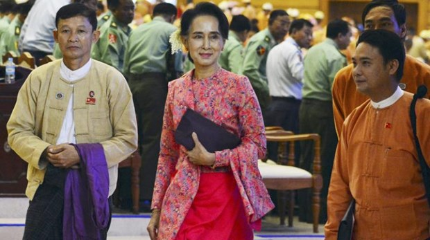 Myanmar sets date for presidential election hinh anh 1