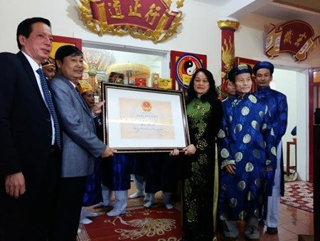 Tien Y temple gets historical relic status hinh anh 1