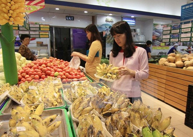Value of goods and services rises hinh anh 1
