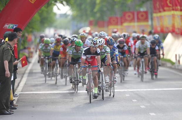 Binh Duong cycling race to attract six foreign teams hinh anh 1