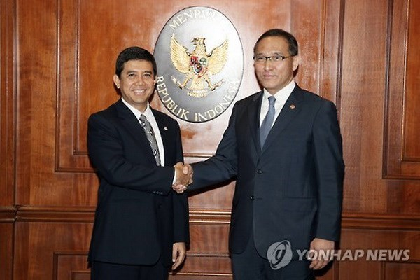 Indonesia, RoK set up e-government cooperation centre hinh anh 1