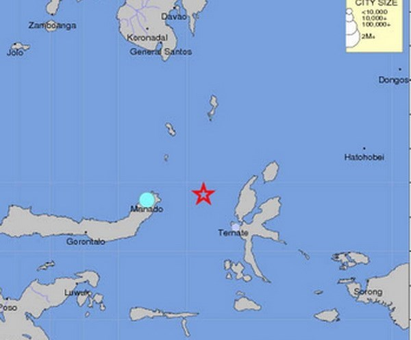 Tsunami warnings for Indonesia, Australia lifted hinh anh 1