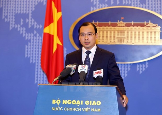 Vietnam persists in peaceful protection of marine sovereignty hinh anh 1