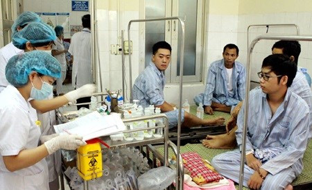 Patient overload reduced after hospitals upgraded hinh anh 1