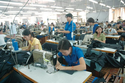 RoK firms interested in Vietnam's garment market: KOTRA expert hinh anh 1