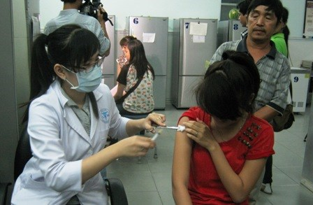 Ninh Thuan to launch measles-rubella immunisation for juveniles hinh anh 1