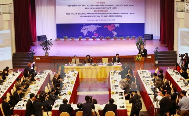 TPP agreement: from ratification to implementation hinh anh 1