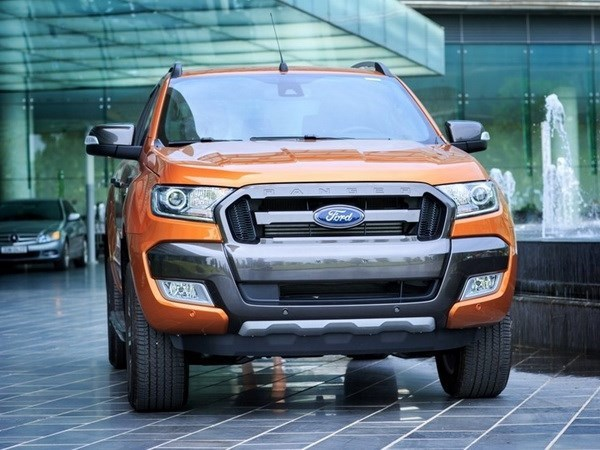 Ford Vietnam sales hit record high in February hinh anh 1