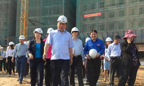 HCM City works to ease hospital overload hinh anh 1